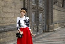 Parisienne / Classic French chic