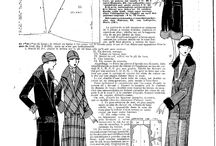 1920s patterns and models