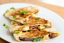 TABLE | quesadillas / by Rachel Hollis