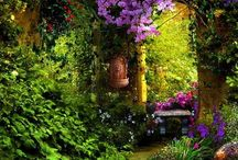 Fabulous secret garden