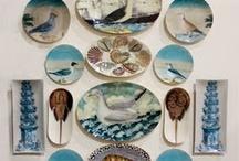Tenger, madarak, kagylók, csigák