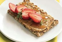 Snackity Snack / Healthy snacks that are easy and tasty to make! Inspired by Melissa's travels.