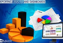 Reporting, Analysis and Dashboards /  - Keep dashboards private or make them view to all   - Monitor business performance using consolidated reports.... http://maxxerp.blogspot.in/2013/11/reporting-analysis-and-dashboards-keep.html