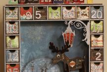 advent calender ideas me & Jewel / by Delea lady