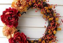 Wreaths / by Rondia Cromika
