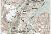 Chilkoot my hikes / Gold Rush 1897
