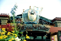 Downtown Disney  / by On the Go in MCO