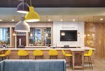 Holiday Inn Manchester City Centre / Hotel interior design