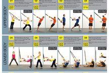 Trx - suspension training