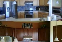 Before & After Designs / Take a look at the beautiful transformations our business has done for clients in Phoenix, AZ.