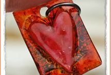 Fused glass / by Cathy Kirk