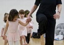 Teaching Dance