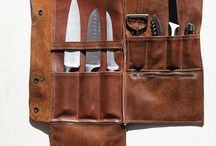 Chefs leather cases