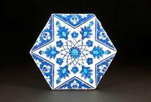 hexagonal tile