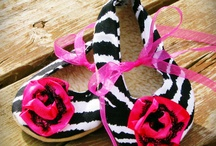 Zebra hot pink baby  / by Krystal Kirbow