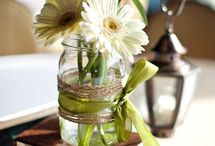 Garden and Decor Ideas / Flowers and Color  / by Lisa Mahin