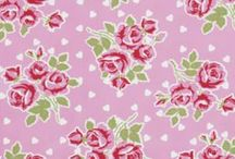 Valentine Rose Fabrics