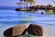 Plaž a voda