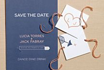 save the dates / by Christy Vang