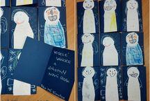 Naše výtvory / Výtvory dětí z naší školky