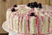 torte e semifreddi