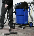 Vacuum Cleaners / Dust extraction and Vacuum cleaning equipment available to hire from HSS.  #toolhire #equipmenthire #cleaning #hss #hsshire