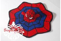 Spiderman Craft