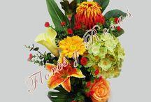 Flores para difuntos