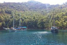 Ekincik Cove Marmaris