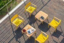 EMU terasz szezon / Let's go outside! Terasz, kültér, outdoor vengéglátóipari és design bútorok, kinti hangulatok