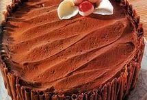 секреты тортов