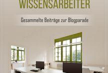 Blogs-I-like / Blogs zu Kunst, Design, Gärtnern, Basteln, Social Media etc.