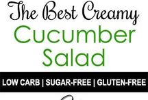Low Carb Salad & Sides