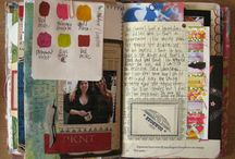 Soulful Art Journaling / Creating a Vivid Visual of Your Amazing Life Journey / by Therese Prentice - Soul Stylist