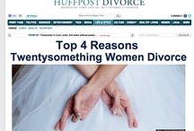 Divorce Reading / Articles for young divorced women / by Trash The Dress Book Stories of Celebrating Divorce in your 20s