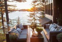 Lake house!!