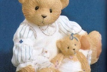 Cherished teddies / by Sabina Mugford