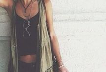 Boho fashion insp