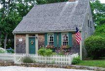classic cape cod cottage style
