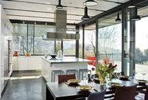 cuisine dans veranda