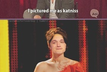 Hunger games / Funny hunger games things
