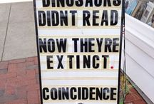 Literary humour / All things funny that are also related to literature!
