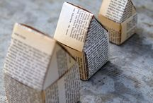 paper house crafts
