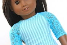 American Girl Clothing / by Melissa Souliere