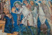 Iconografie bizantină Capadocia