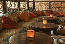 Arabic interiors