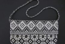DIY Project Inspiration - Clutchpurse / Ideas to look at for making my own clutch.