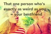 #BestieBoard / For all my best friends. You guys are fabulous. Love you! ❤️