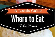 Oahu Food / Oahu foods, local style-where to go and what to explore in order to get a true taste of Hawaii.