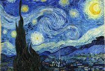 Van Gogh / Quadri di Van Gogh selezionati da Tutti Quadri, e-commerce di vendita di copie di quadri d'autore dipinti a mano. Selezione delle migliori, e più amate, opere dell'artista.